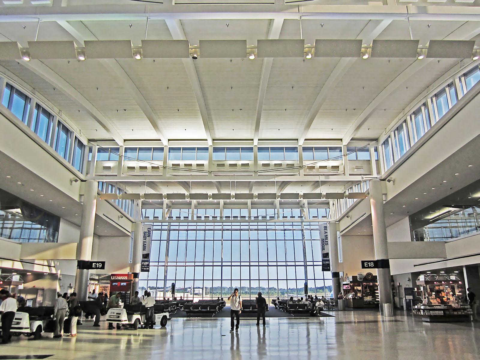 Houston Bush Terminal