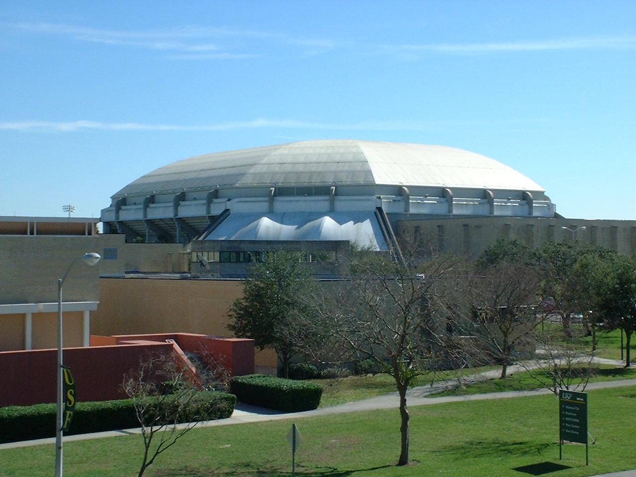 Sun Dome Tampa